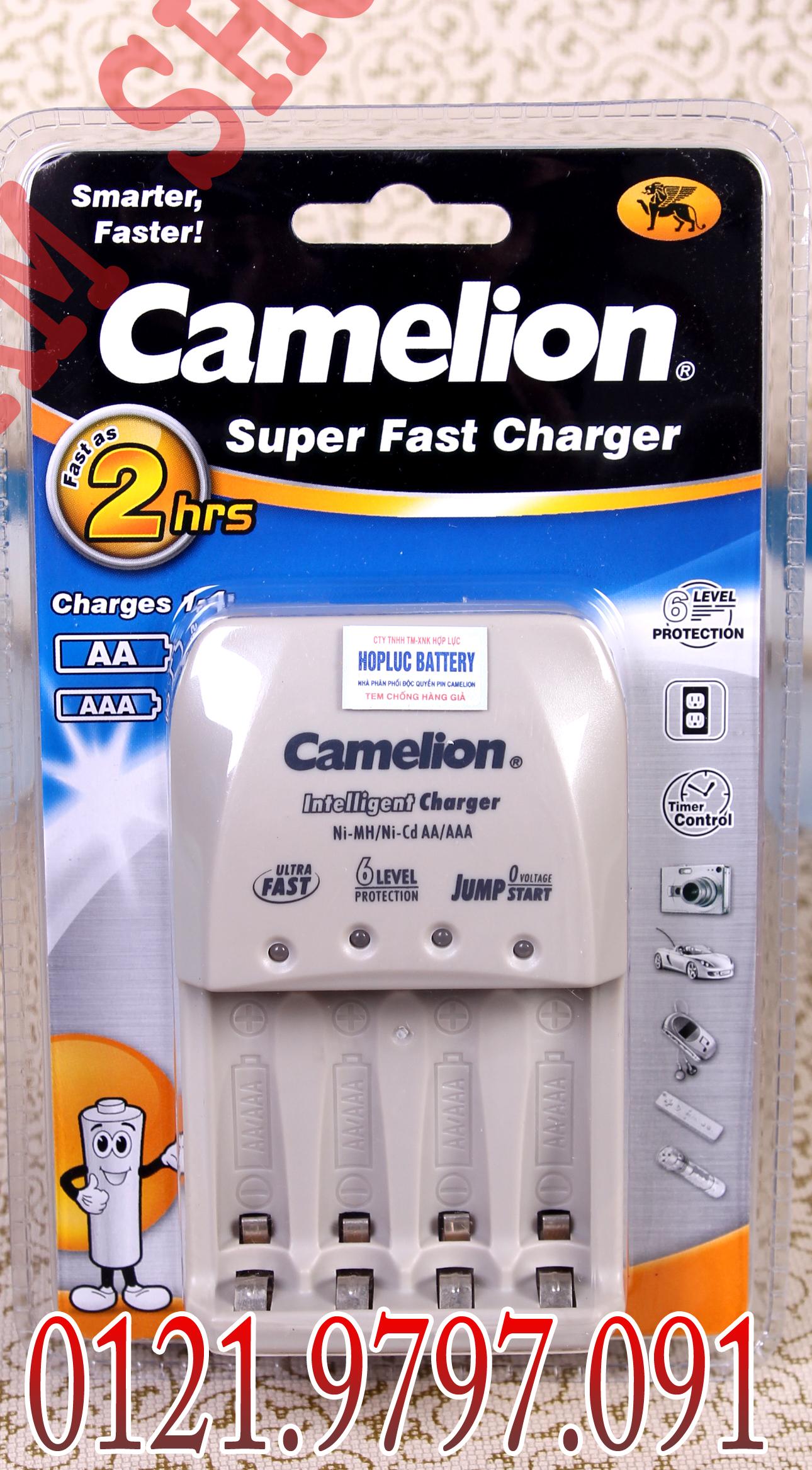 Phân phối pin, sạc camelion, thẻ nhớ chính hãng giá tốt nhất - 34