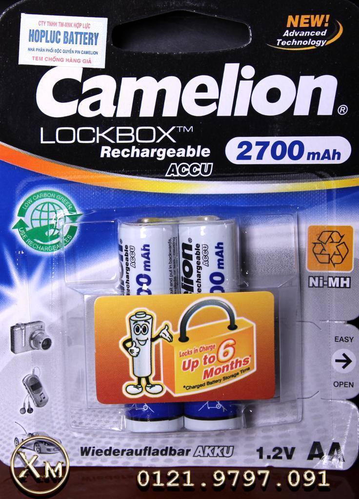 Phân phối pin, sạc camelion, thẻ nhớ chính hãng giá tốt nhất - 25