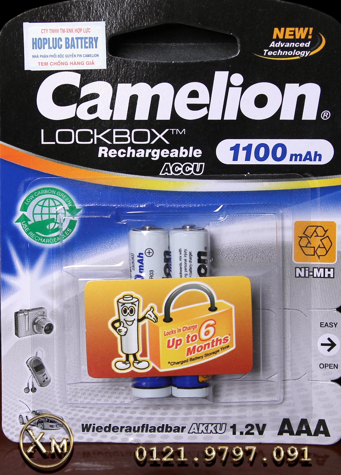 Phân phối pin, sạc camelion, thẻ nhớ chính hãng giá tốt nhất - 30