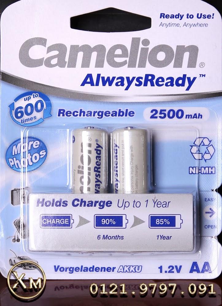Phân phối pin, sạc camelion, thẻ nhớ chính hãng giá tốt nhất - 24