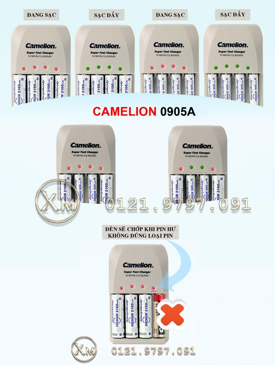 Phân phối pin, sạc camelion, thẻ nhớ chính hãng giá tốt nhất - 36